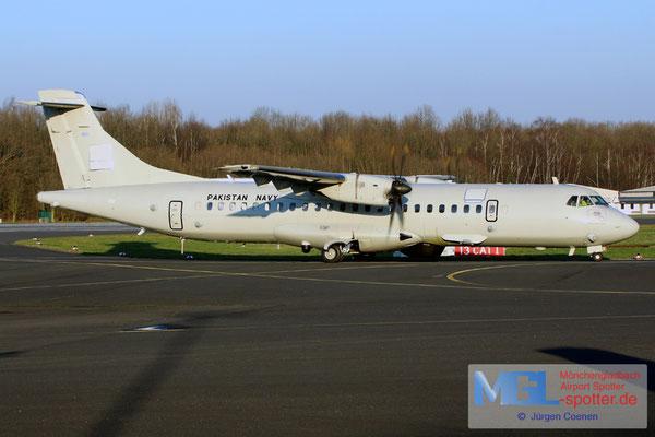 05.02.2018 (AP-) 79 Pakistan Navy ATR 72-500 cn788