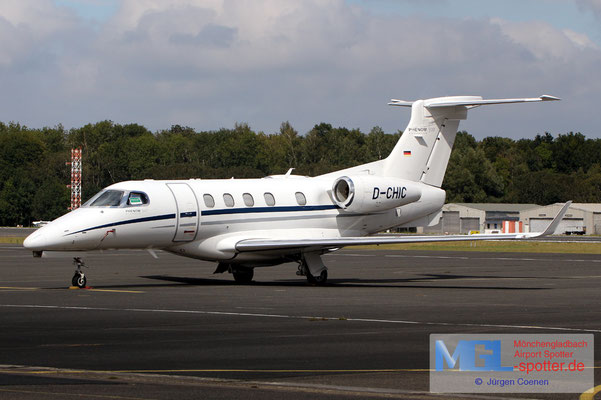 30.08.2020 D-CHIC Embraer 505 Phenom 300