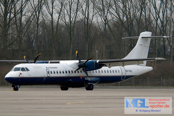 23.01.2010 5H-PAU Precision Air ATR 72-212 cn385