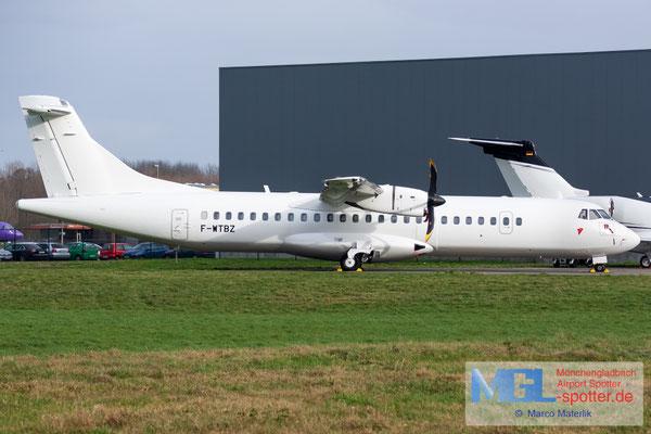 10.02.2020 F-WTBZ NAC ATR 72-500 cn760