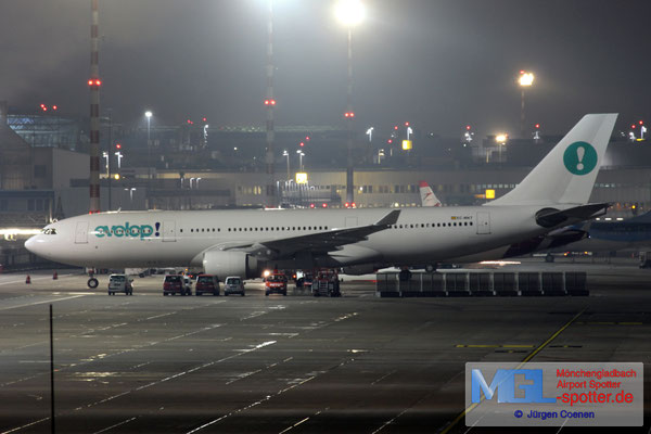13.12.2016 EC-MKT Airbus A330-200 EVELOP