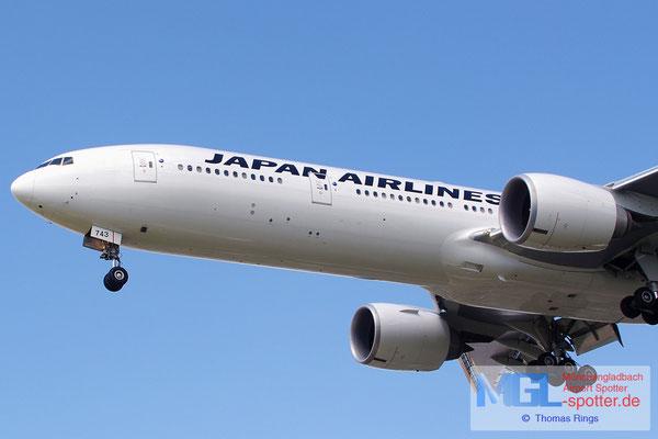 20.06.2014 JA743J JAL B777-346ER