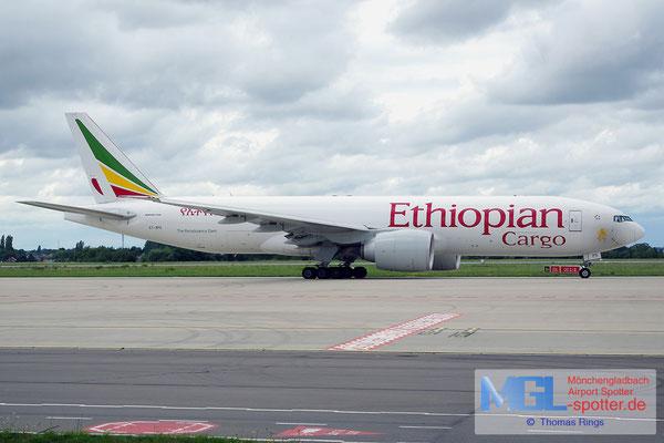 10.08.2014 ET-APS Ethiopian Cargo B777-F6N