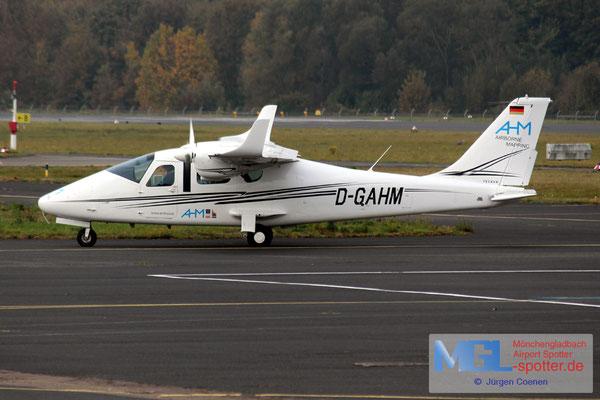 21.10.2016 D-GAHM Tecnam P-2002 Sierra