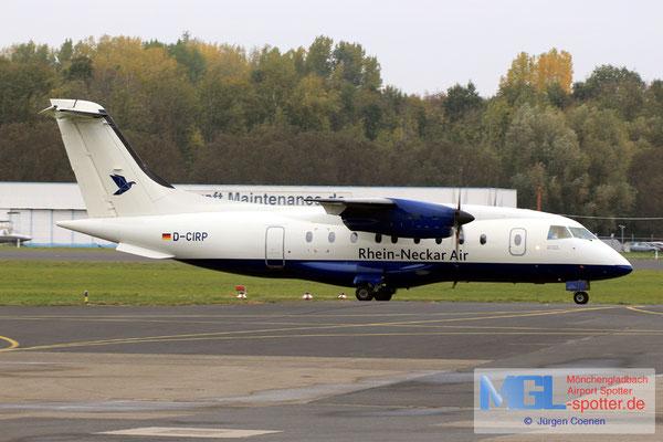 25.10.2018 D-CIRP Rhein Neckar Air Do328-120