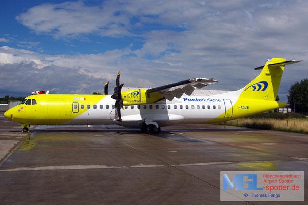 05.07.2016 I-ADLW Mistral Air / Poste Italiane ATR 72-500 cn707