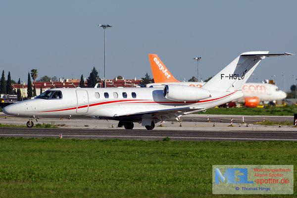 30.10.2013 F-HGLO Cessna 525C Citation CJ4