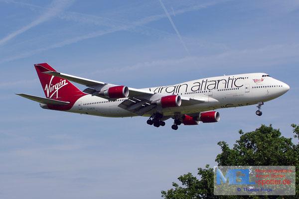 22.06.2014 G-VXLG Virgin Atlantic B747-41R