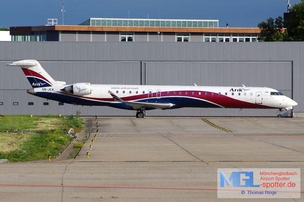 21.09.2014 5N-JEA Arik Air CRJ-900ER