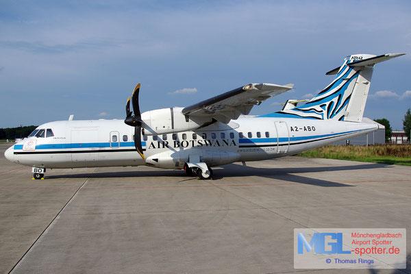04.08.2014 A2-ABO Air Botswana ATR 42-500 cn511