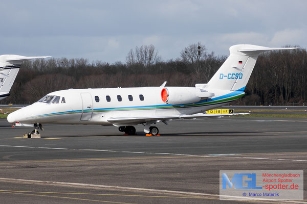 19.02.2020 D-CCSD Cessna 650 Citation VI