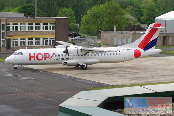 08.05.2013 F-GVZP HOP! ATR 72-500 cn494