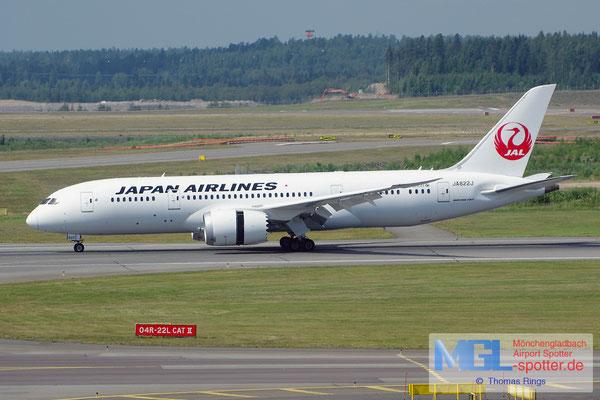 24.07.2014 JA822J JAL B787-8