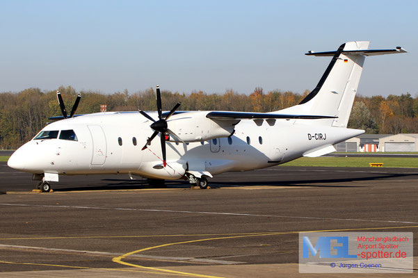 10.11.2019 D-CIRJ MHS Aviation Dornier Do328-110