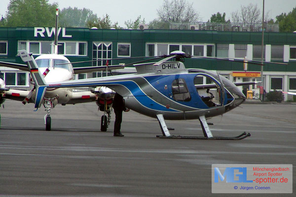 29.04.2005 D-HILV MD Helicopters MD-500E