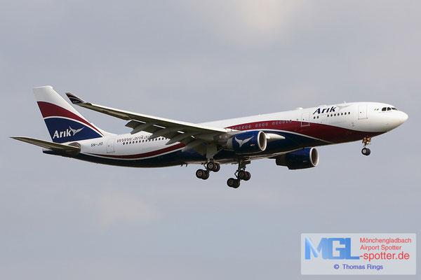 20.06.2014 5N-JID Arik Air A330-223