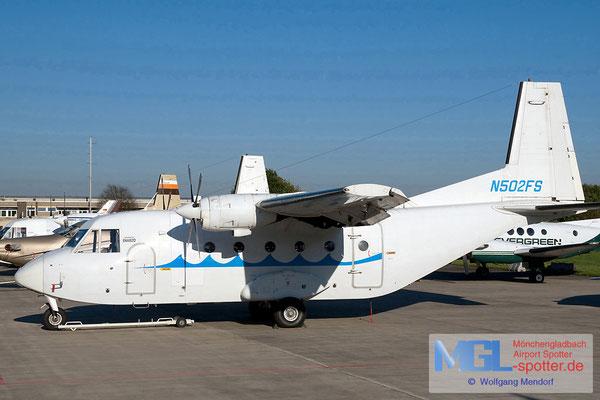 22.10.2011 N502FS (FS Air Service) CASA C-212