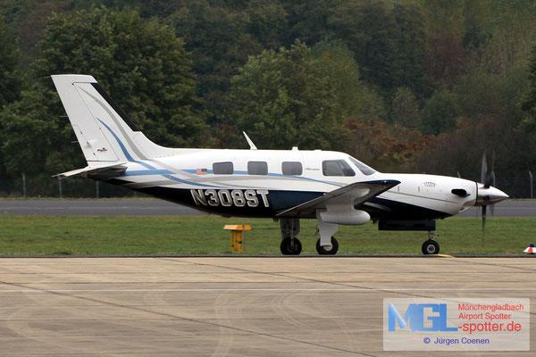 25.10.2018 N308ST Piper PA-46-500TP Malibu Meridian