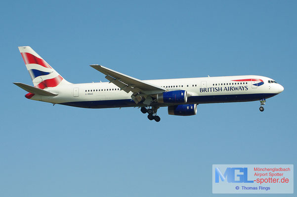 19.05.2013 G-BNWZ British Airways B767-336ER