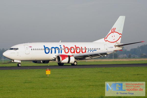 24.09.2011 G-ODSK bmi baby B737-37Q