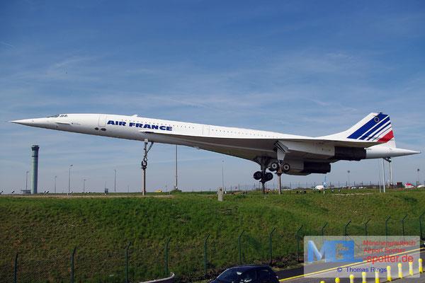 09.04.2015 F-BVFF Air France Aerospatiale-BAC Concorde