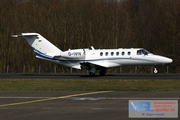 26.03.2016 D-IVIV Cessna 525A CitationJet CJ2+