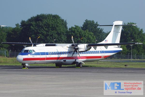 06.07.2013 N538AT (American Eagle) ATR 72-500 cn538