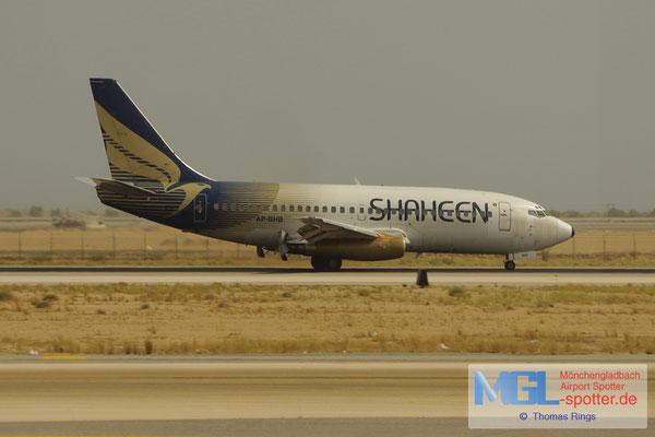 05.08.2010 AP-BHB Shaheen Air B737-277