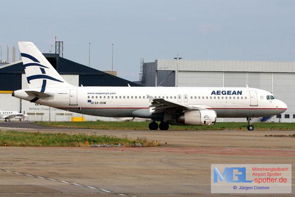 7.8.2017 SX-DVM AIRBUS A-320 AEGEAN