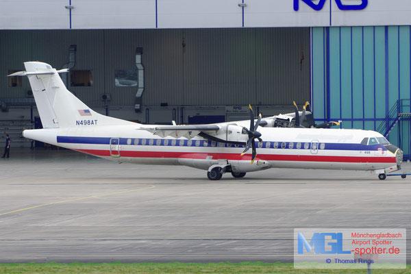 20.10.2012 N498AT (American Eagle) ATR 72-500 cn498