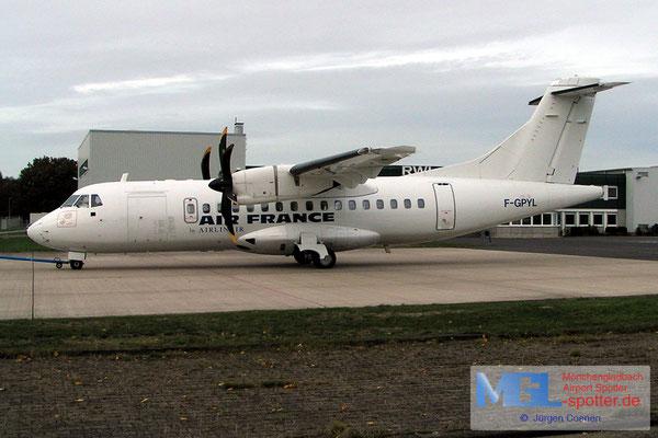 22.10.2006 F-GPYL AIR FRANCE ATR42-500