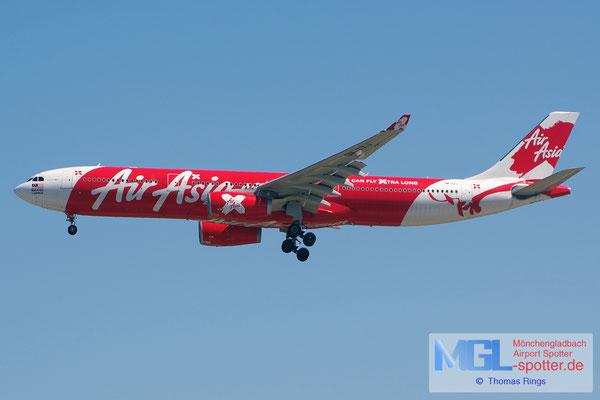 04.04.2015 9M-XXJ Air Asia X A330-343