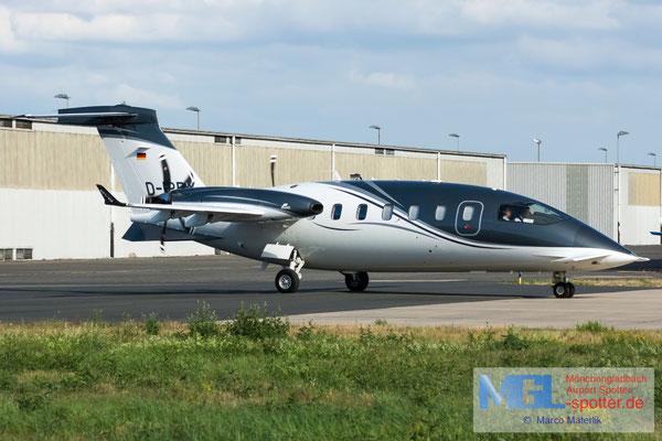08.08.2019 D-IPPY Piaggio P-180 Avanti II Evo