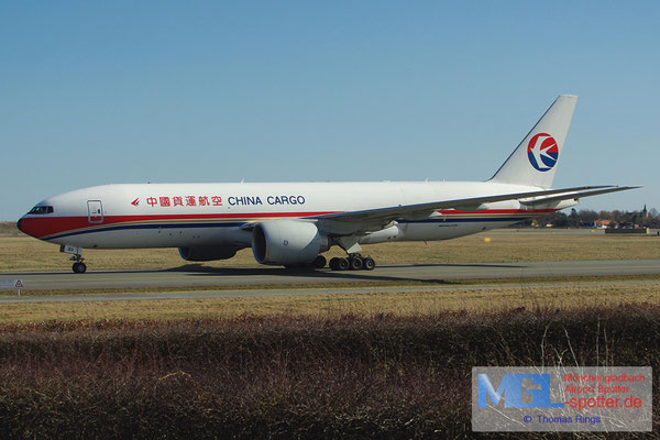 20.04.2013 B-2083 China Cargo Airlines B777-F6N