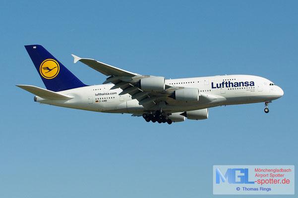 19.05.2013 D-AIMB Lufthansa A380-841