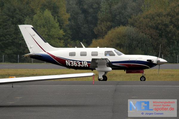 21.10.2016 N363JR Piper PA-46-500TP Malibu Meridian