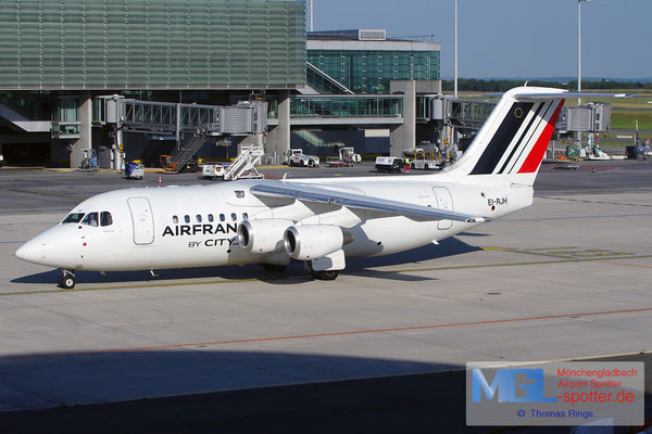 18.06.2014 EI-RJH Cityjet / Air France BAe146 RJ85