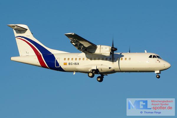 30.10.2013 EC-ISX Swiftair ATR 42-320