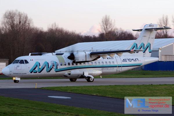 05.02.2018 F-WNUI ATR / Aeromar ATR 42-500 cn594