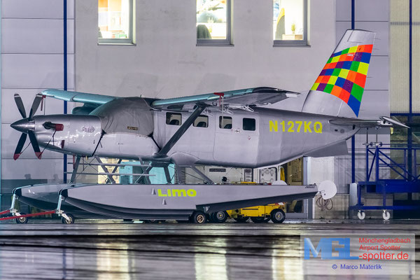 02.12.2020 N127KQ Quest Aircraft Kodiak 100