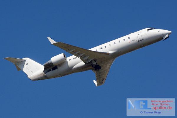 22.07.2014 OY-RJM Cimber CRJ-200ER