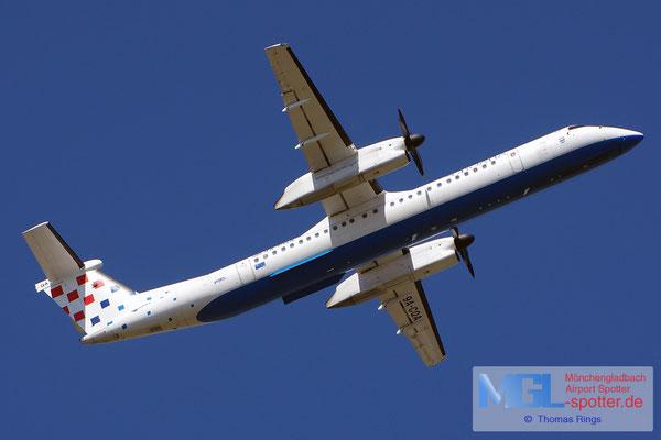 22.07.2014 9A-CQA Croatia Airlines DHC-8-402Q