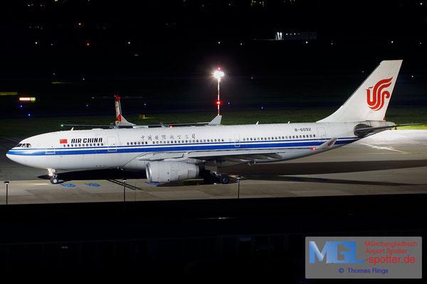 17.10.2014 B-6092 Air China A330-243