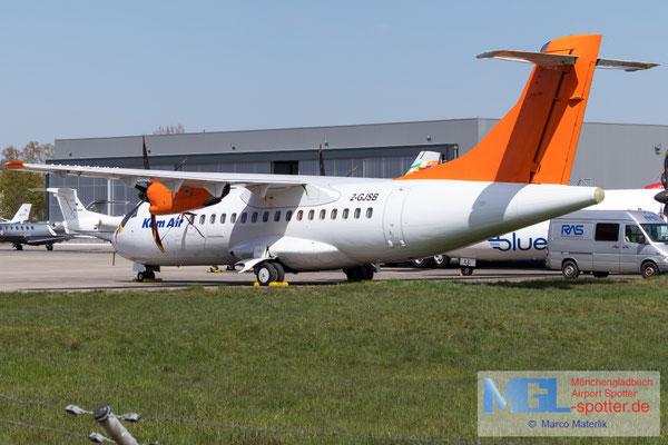 27.04.2021 2-GJSB Flair Aviation ATR 42-500 cn576
