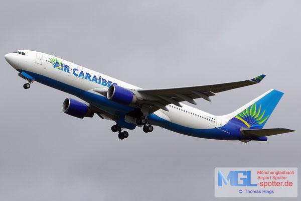 29.03.2015 F-OFDF Air Caraibes A330-223