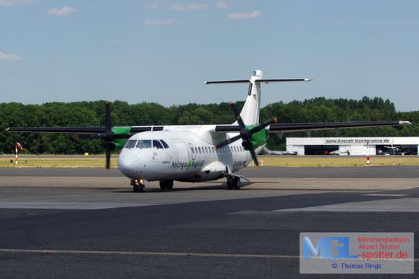 05.08.2013 EI-EHH Aer Arann / Aer Lingus Regional ATR 42-300 cn196