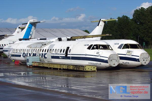 09.05.2014 SX-BIH Olympic Air ATR 72-202 cn305