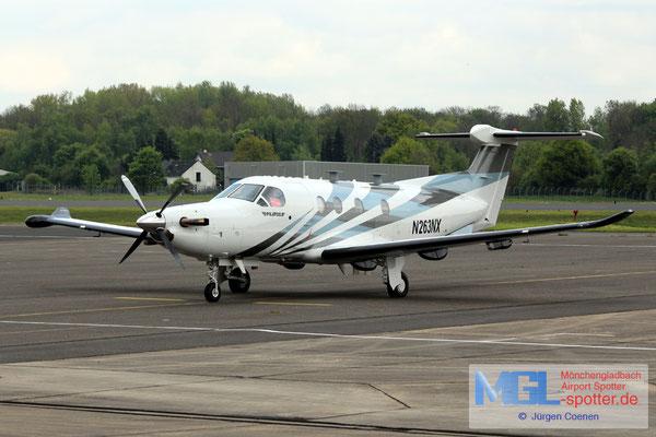 03.05.2017 N263NX Pilatus PC-12/47E