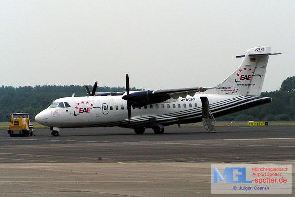 25.06-2006 D-BCRT EAE (AMS st) ATR42-300