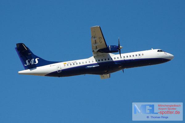 20.04.2013 EC-LSN Swiftair / Cimber / SAS ATR 72-202
